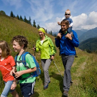 wandern in Abtenau