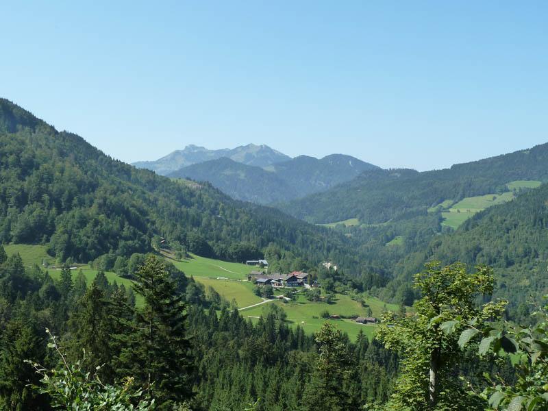 Rundtour vom Hocheck um den Schwarzenberg