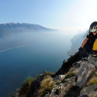 letzte Abfahrt nach Riva del Garda