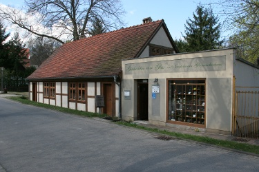 Glasmuseum in Neuglobsow