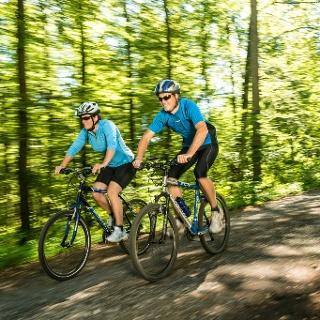 Mountainbikeroutennetz Westerwald / Landkreis Altenkirchen - Hauptroute