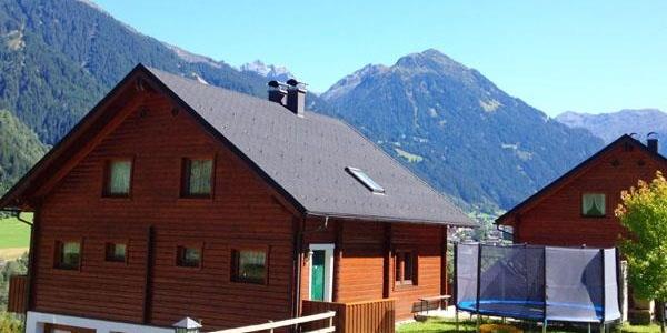 Ferienhaus Silvrettasicht - Sommer Aussenansicht