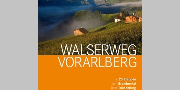 Buchtipp Walserweg