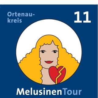 Logo Melusinen-Tour