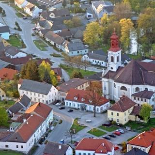 Wallfahrtskirche Hoheneich (Copyright: Marktgemeinde Hohneich)
