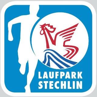 Logo Laufpark Stechlin