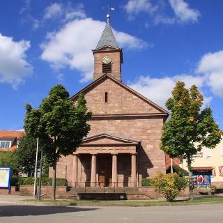 Evangelische Kirche Fahrenbach