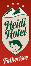 Logo Heidi-Hotel Falkertsee
