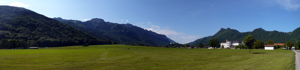 Panorama Aschau