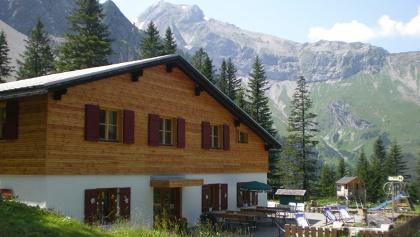 Schattenlagant Hütte