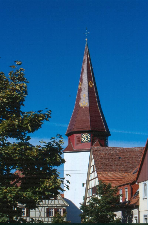 Gäurandweg Etappe 3 Stammheim - Nagold