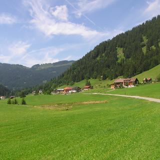 Der Unterjocher Ortsteil Steineberg