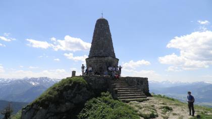 Am Jägerdenkmal