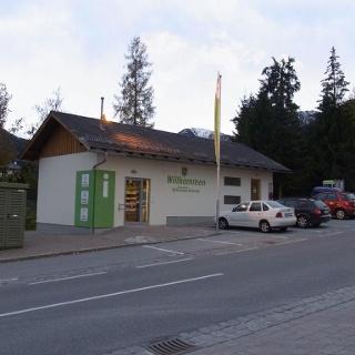 Infopoint Rohrmoos-Zentrum