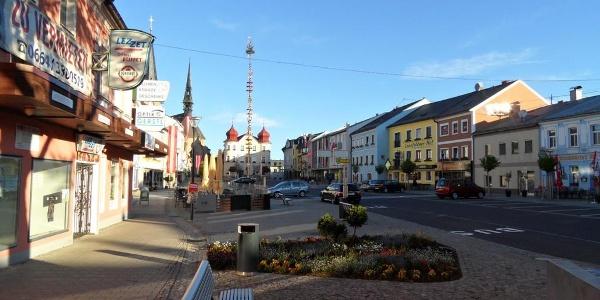 Ortsplatz Bad Leonfelden