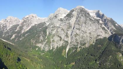 Aussichtspunkt Dolomitensteig