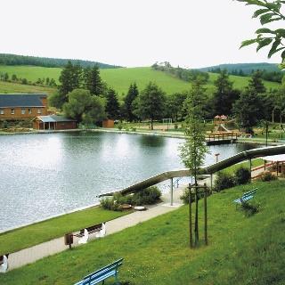 Naturbad Hüttenteich Bad