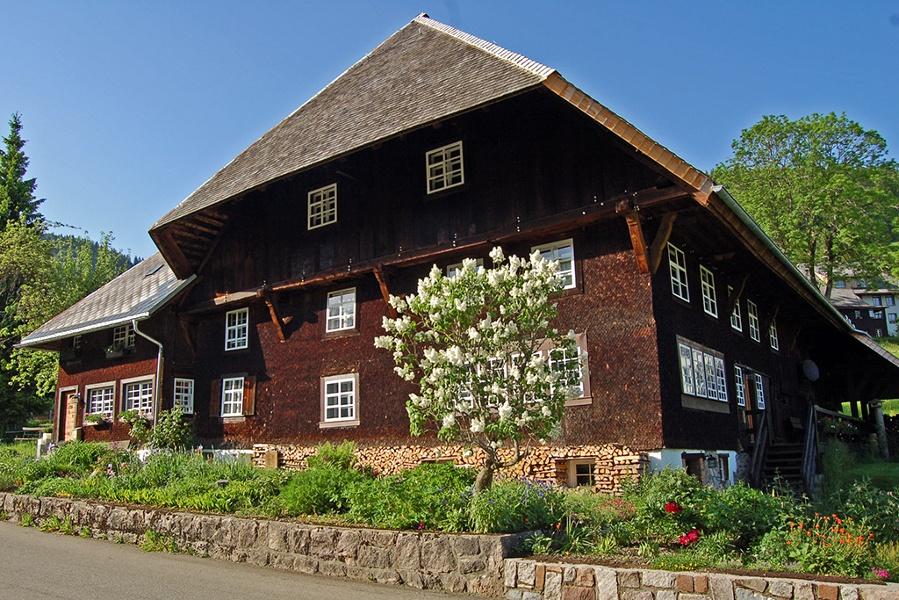 Bernau: Mit dem Rad zu den schönsten Schwarzwaldhöfen