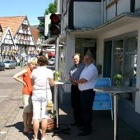 Tag der offenen Tür in der Geschäftsstelle von Blomberg Marketing e.V.