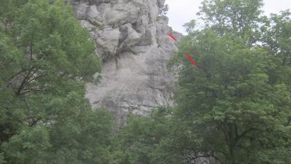 Mödlinger Klettersteig : Sperre mödlinger klettersteig u aktuelle bedingungen