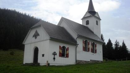 Kirche Maria Schnee auf der Gleinalm