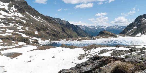 Wangenitzsee im Frühsommer