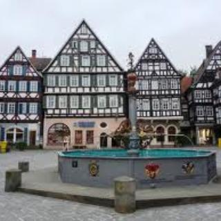 Schorndorf schöner Brunnen