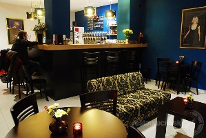 Kaviareň Mama´s Jazz Café