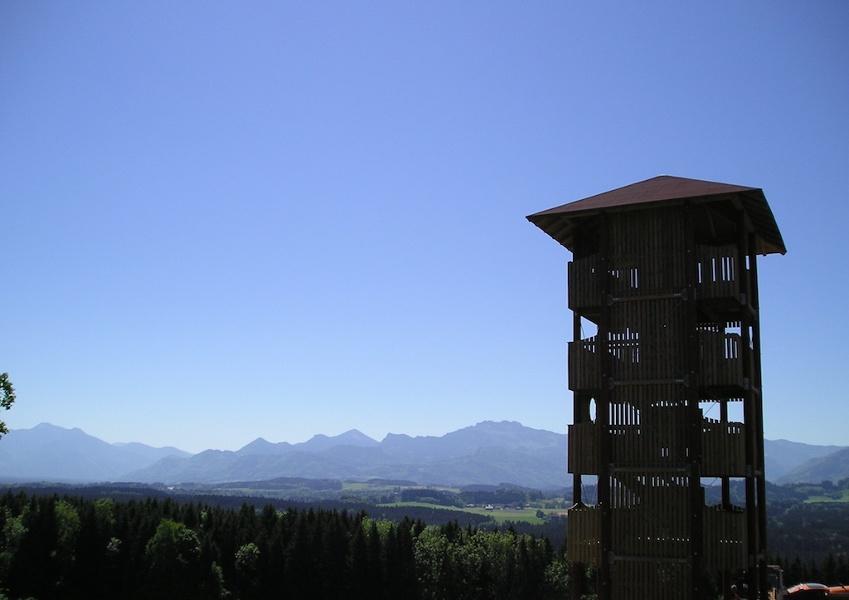 Erlebnisweg Ratzinger Höhe ab Greimharting (verkürzte Tour)