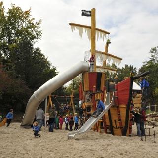 Spielplatz am Anlagensee
