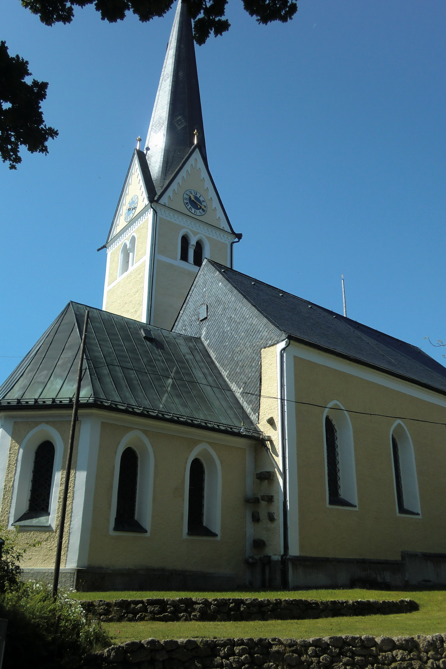 Kirche in Greimharting