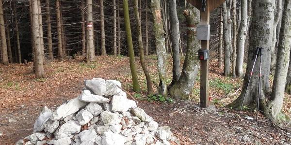 Das Kruckenbrettl (1020m)
