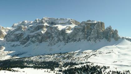 Sellaronda im Winter