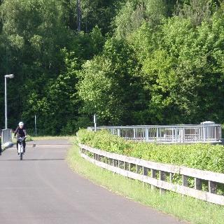 Haunetal-Radweg