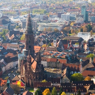 Freiburger Münster.