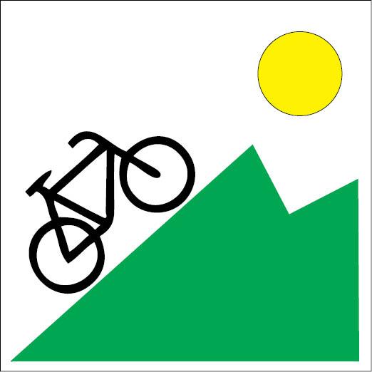 Logo Mountainbiken-©Autor: Yvonne Tremml, Quelle: Gemeinde Oberaudorf