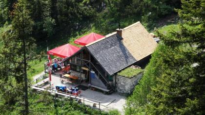 Die Katrinalmhütte