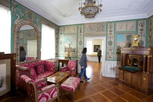 Palais Vischer - Prunkraum