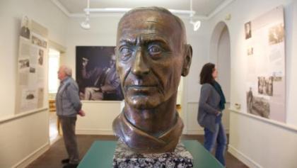 Hermann Hesse-Museum innen