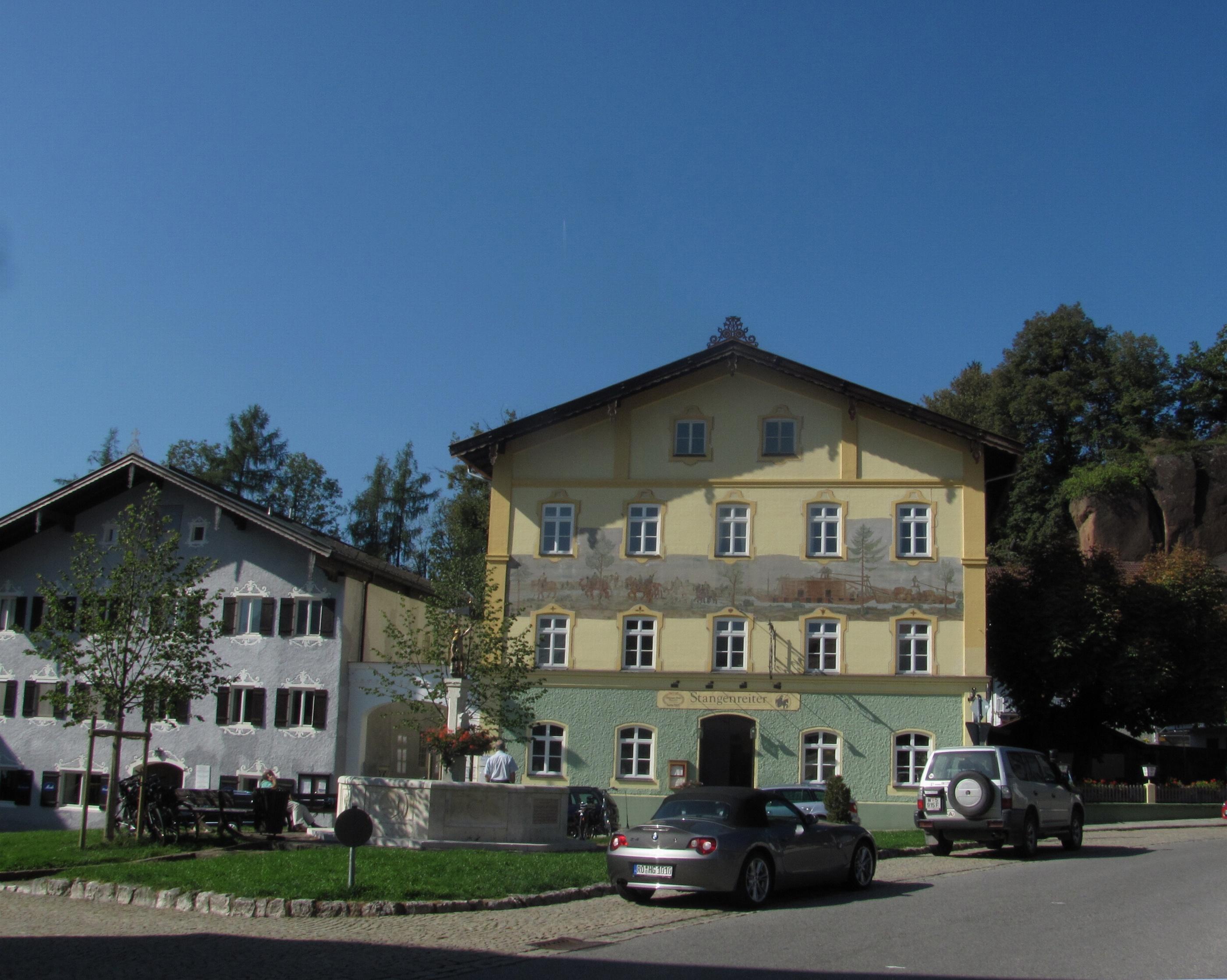 Marktplatz Neubeuern