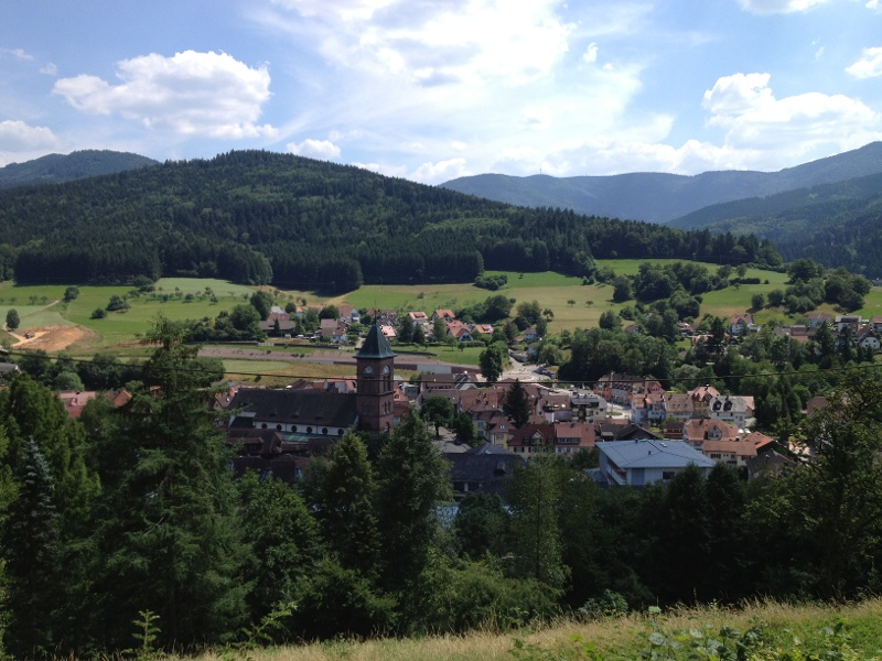 Adolph - Kolping Weg Elzach