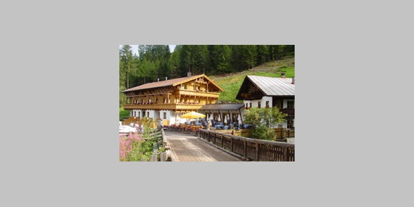 Gasthof Stuibenfall (1.482 m)