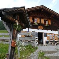 Die Tuftlalm (1496 m)