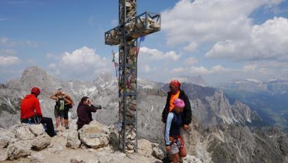 Rotwandspitze (2806 m)