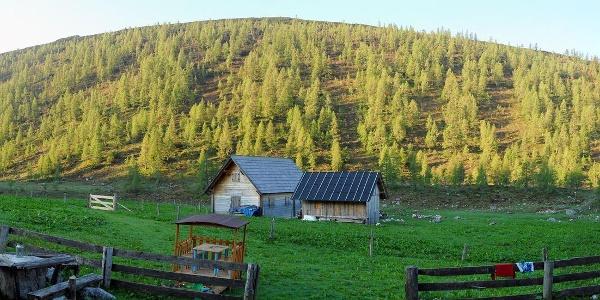 Panorama von der Hochmölbinghütte