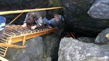 Durch das Kletterparadies Bielatal