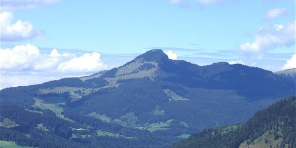 Der Spitzstein von Süden