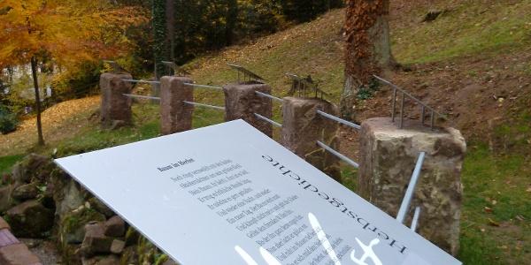 Literaturgarten Calw