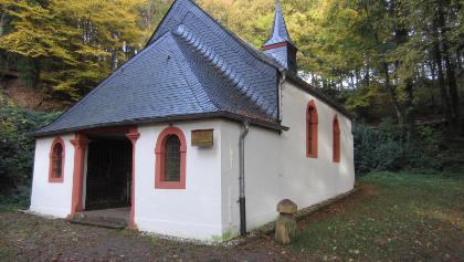 Kreuzkapelle Neuerburg (Okt. 2012)