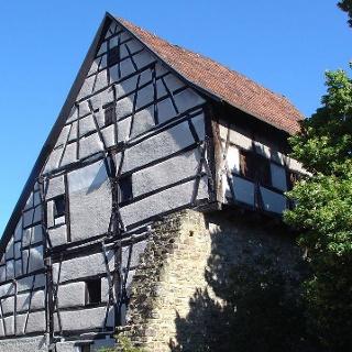 Altstadt in Weilheim an der Teck